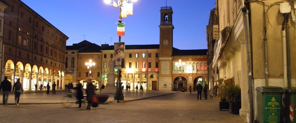 Rovigo, Piazza Vittorio Emanuele II