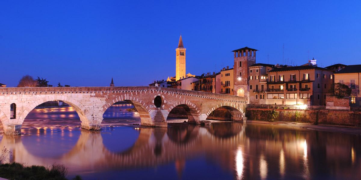 Verona, Ponte di pietra