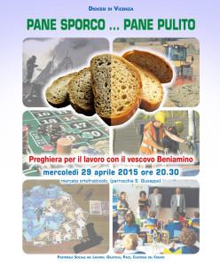 PANE SPORCO