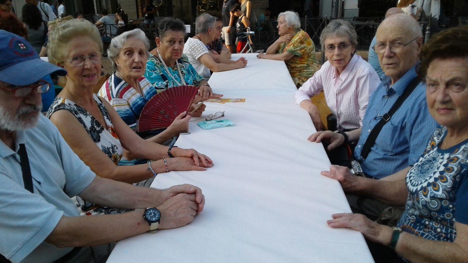 Cena Festa dei Popoli