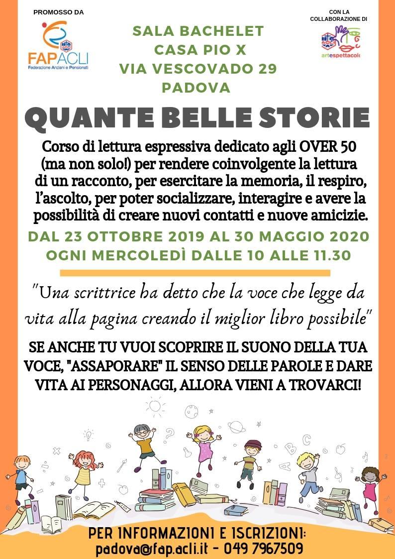 QUANTE BELLE STORIE 20819